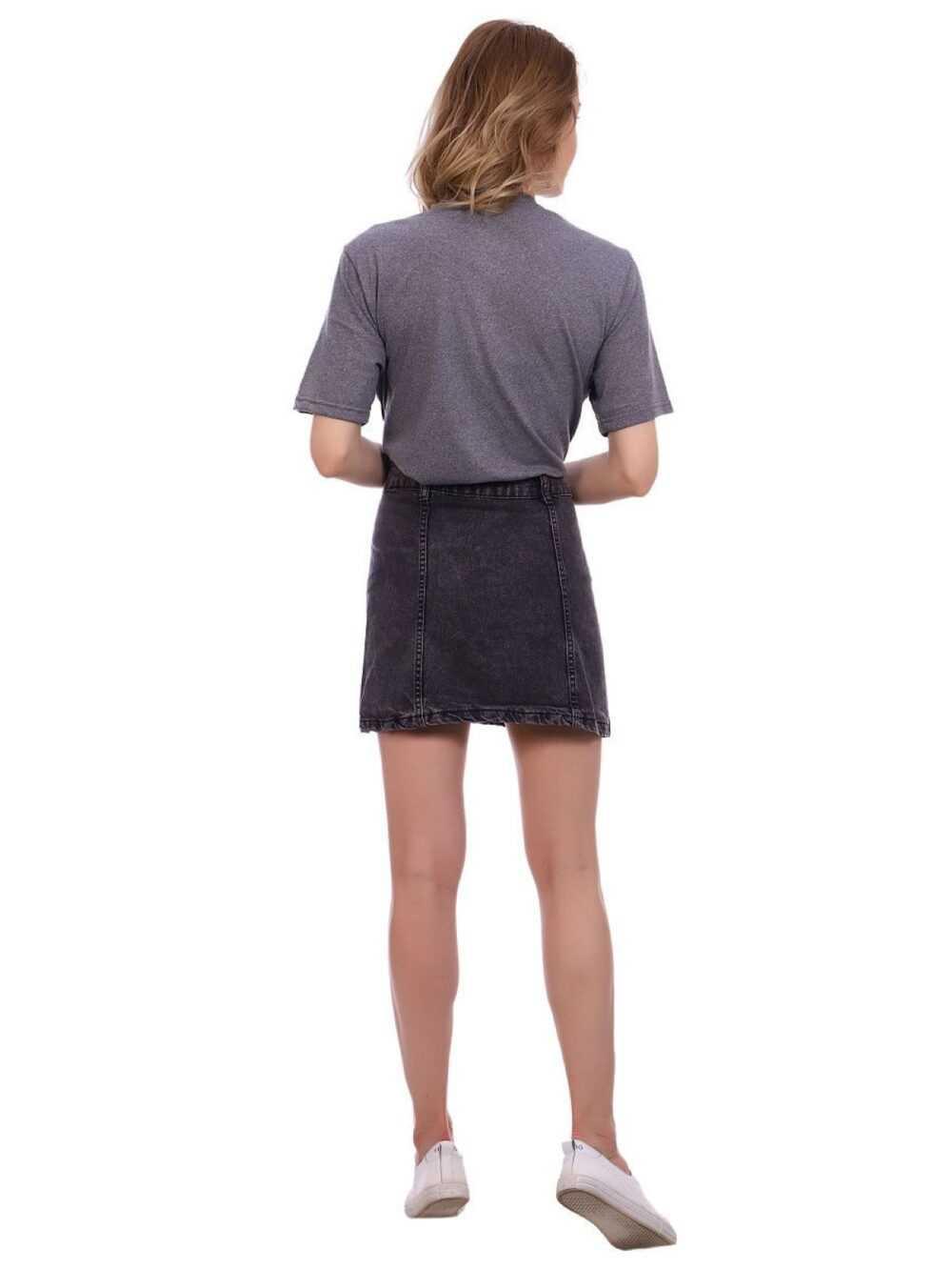 """12538715 2 1000x1333 - Blue hill """"denim skirt"""""""