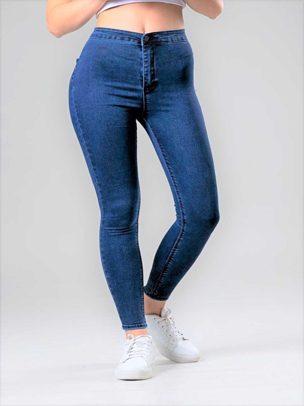 """WipeOut07 08 2020 020739.797000 - Blue hill """"jeggings"""""""