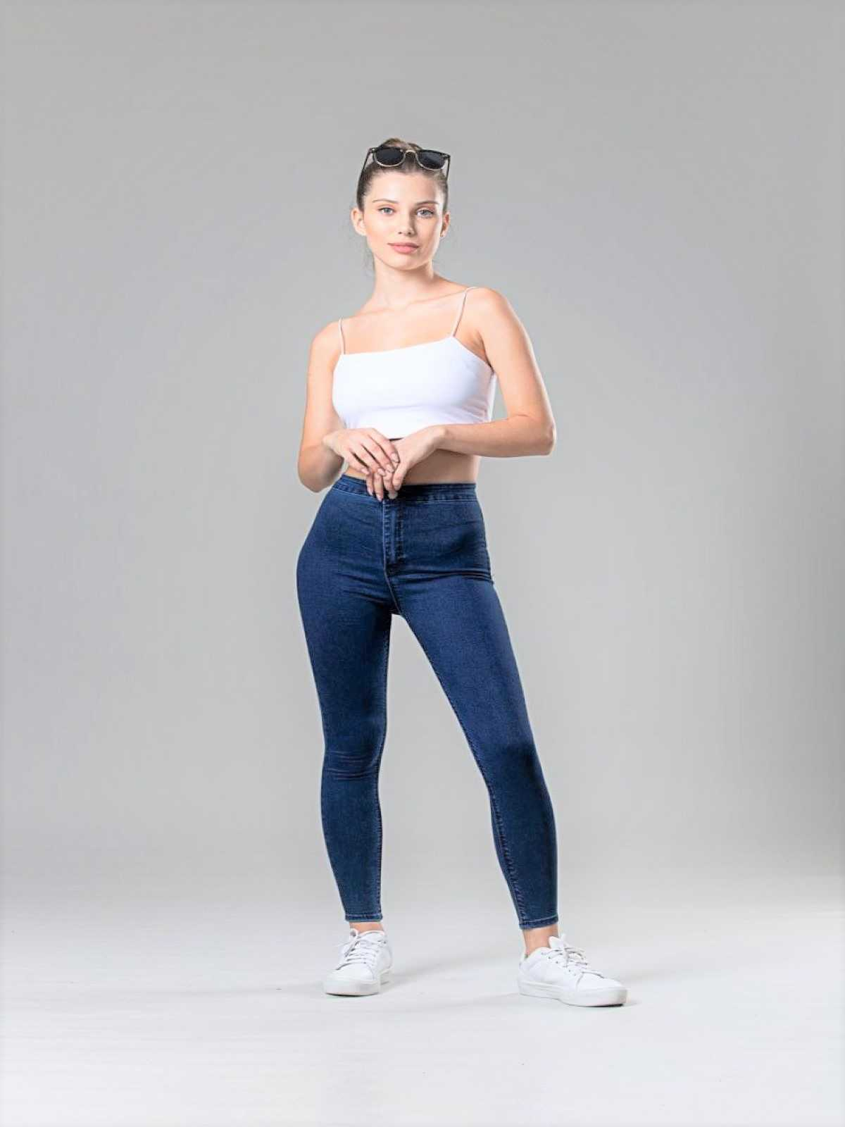 """WipeOut08 08 2020 020830.104000 - Blue hill """"jeggings"""""""
