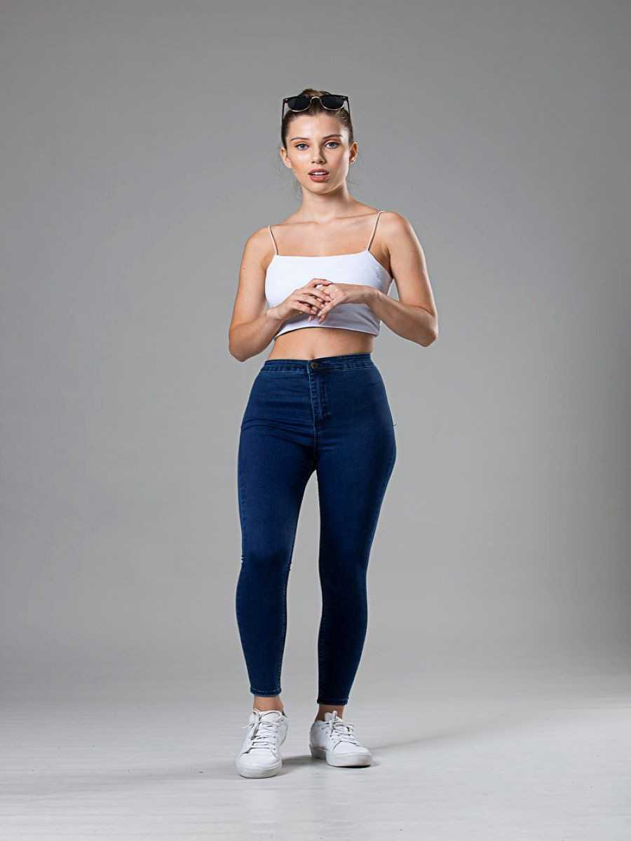 """WipeOut08 08 2020 020839.113000 1 - Blue hill """"jeggings"""""""