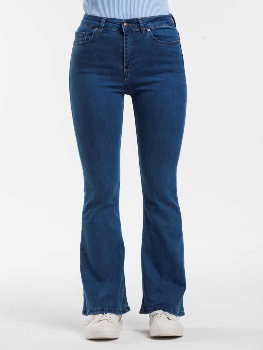 """049A8077 - Blue hill """"flared jeans"""""""