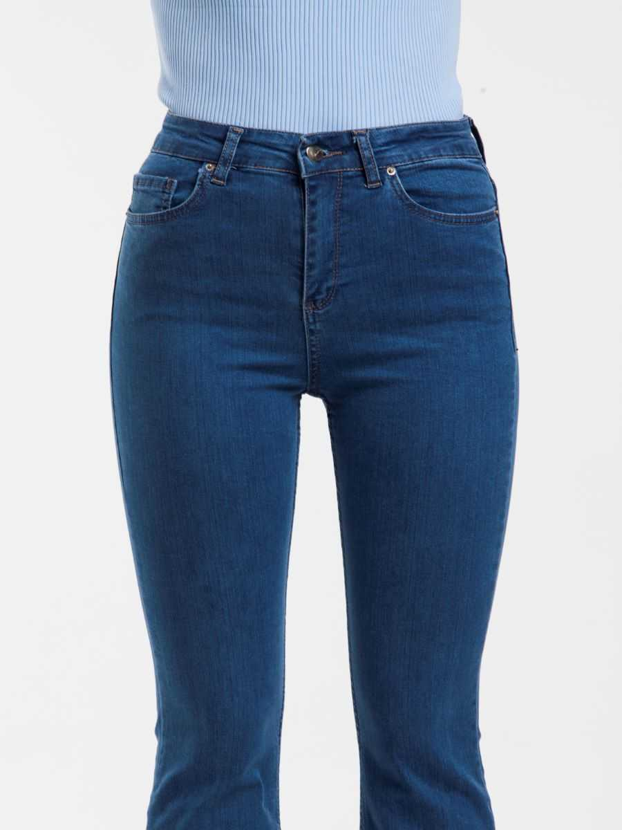 """049A8078 - Blue hill """"flared jeans"""""""
