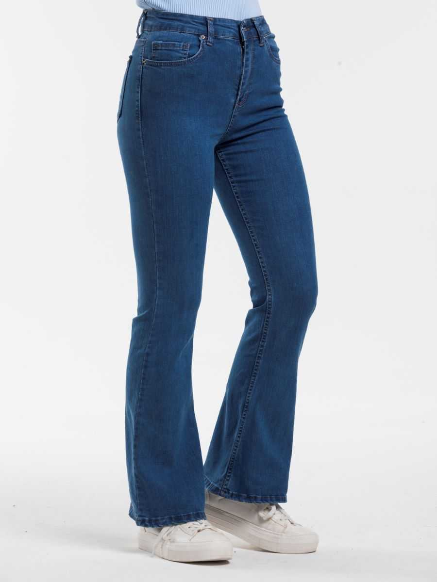 """049A8079 - Blue hill """"flared jeans"""""""