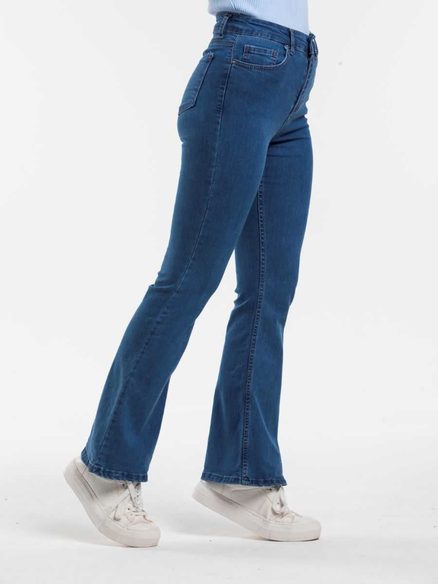 """049A8080 - Blue hill """"flared jeans"""""""