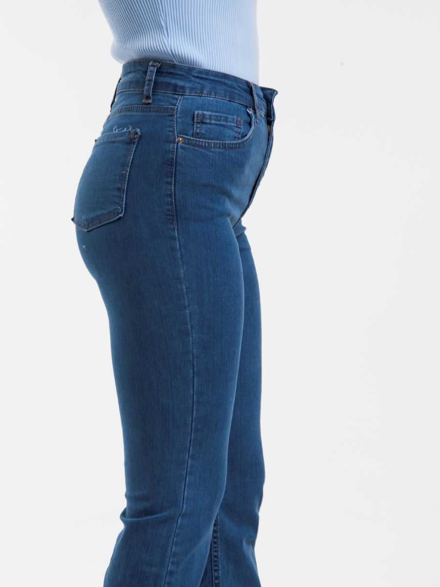 """049A8081 - Blue hill """"flared jeans"""""""