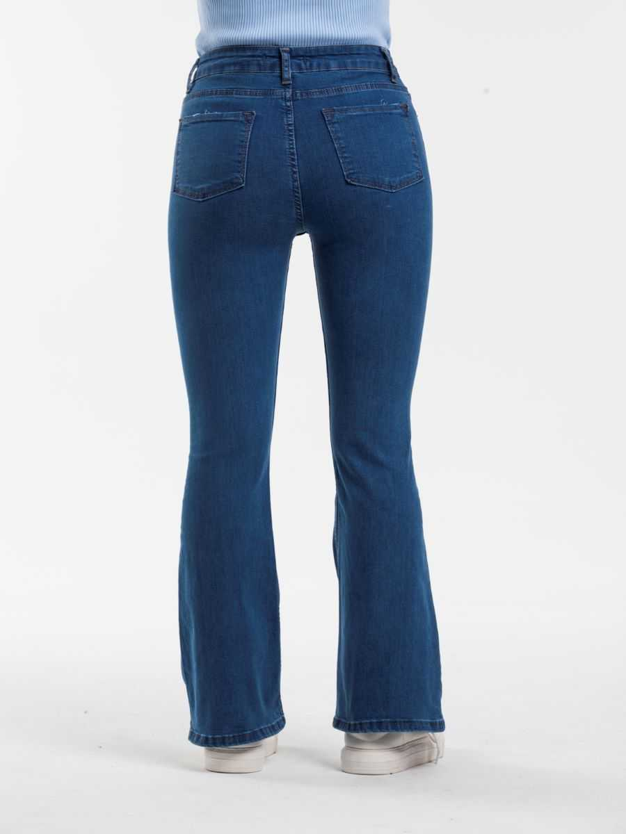 """049A8083 - Blue hill """"flared jeans"""""""