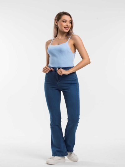 """049A8087 400x533 - Blue hill """"flared jeans"""""""