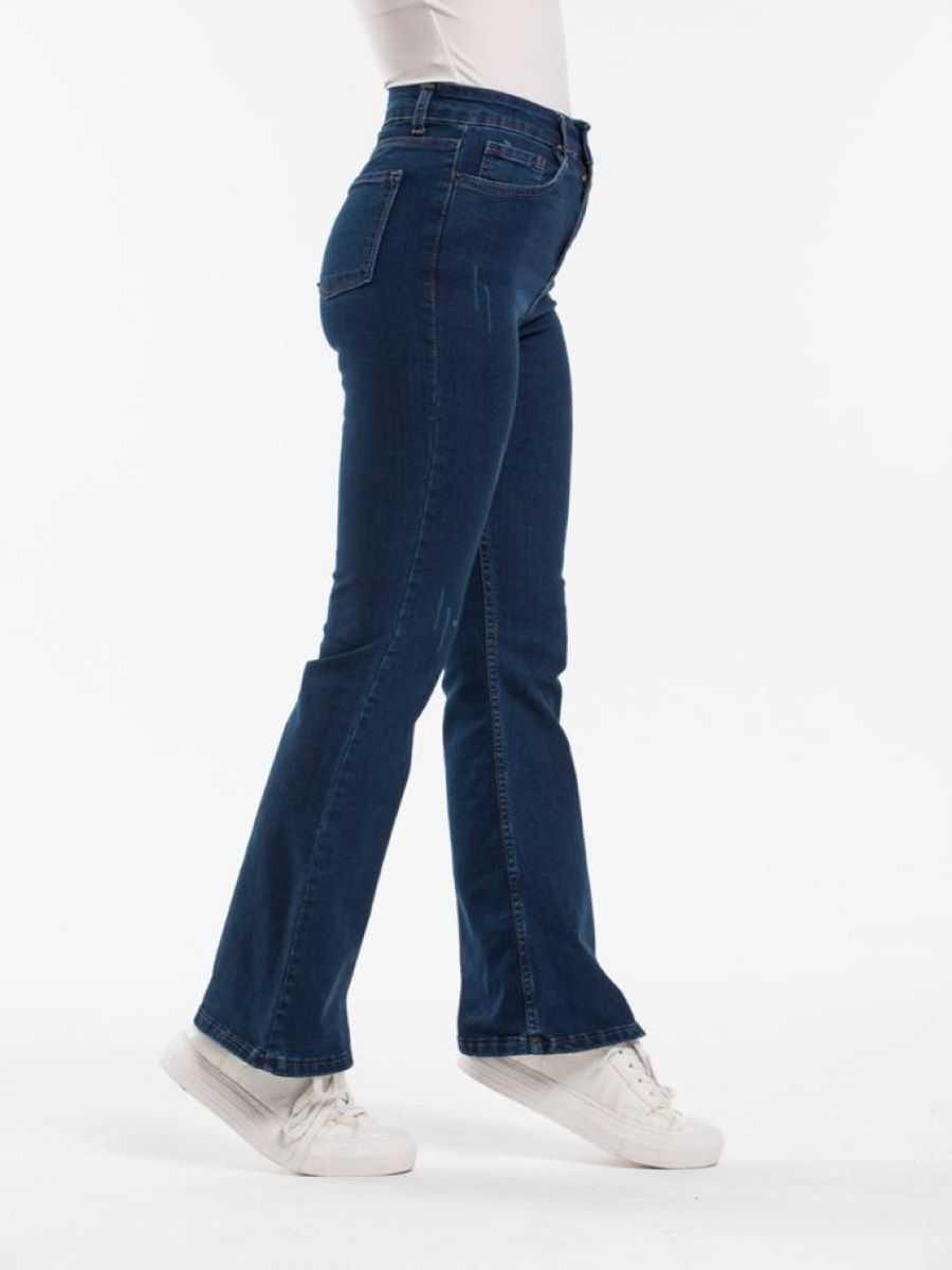 "7fd91749 86f5 4864 a6c7 dc786a8d5fa2 - Blue hill ""flared jeans"""