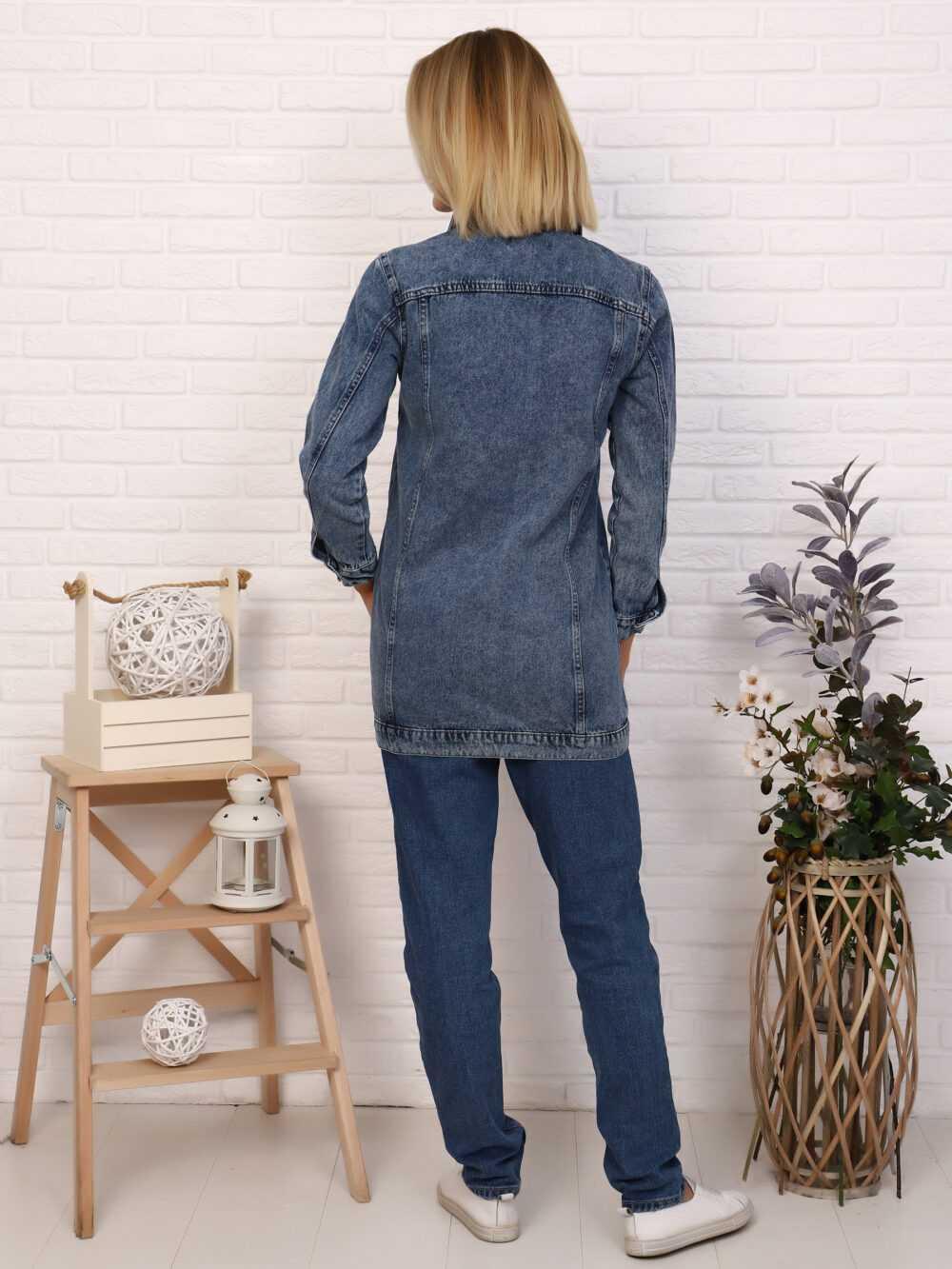 "IMG 9432 1000x1333 - Blue hill ""denim jacket"""
