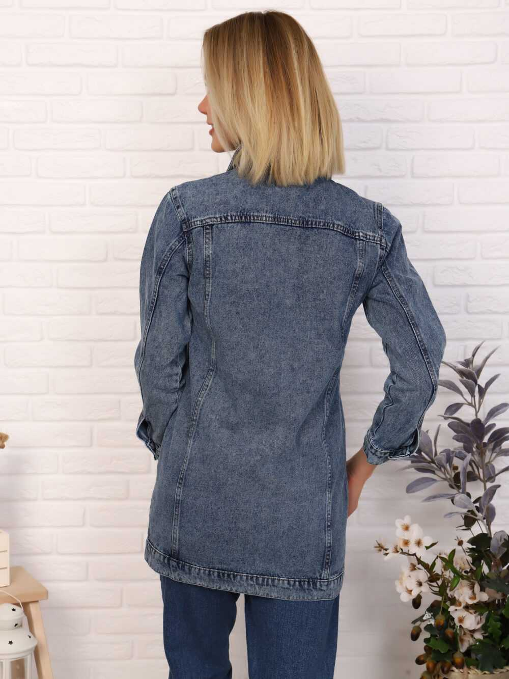 "IMG 9433 1000x1333 - Blue hill ""denim jacket"""