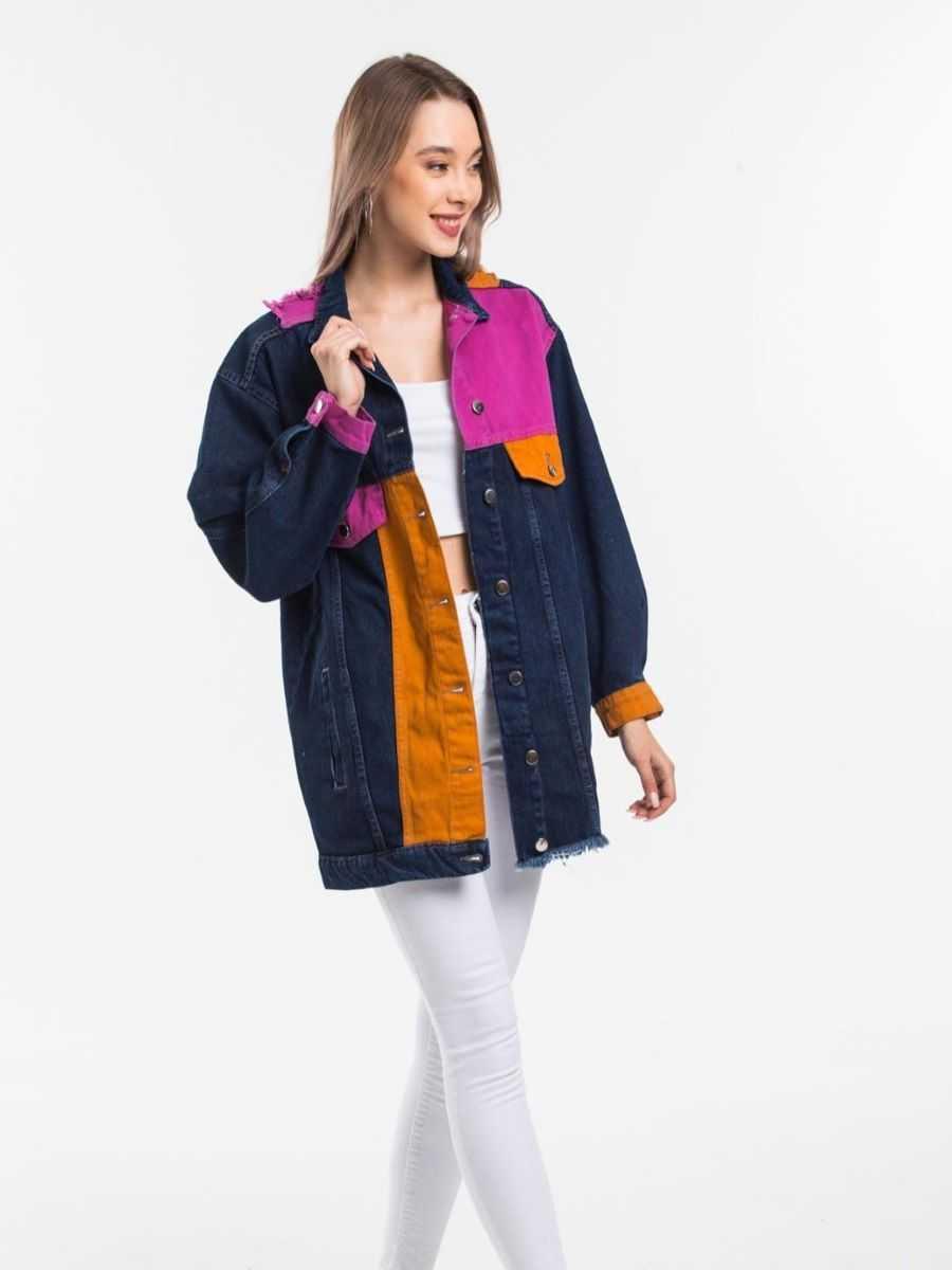 """bluehilljeans  image 23 11 2020 2 - Blue hill """"denim jacket"""""""