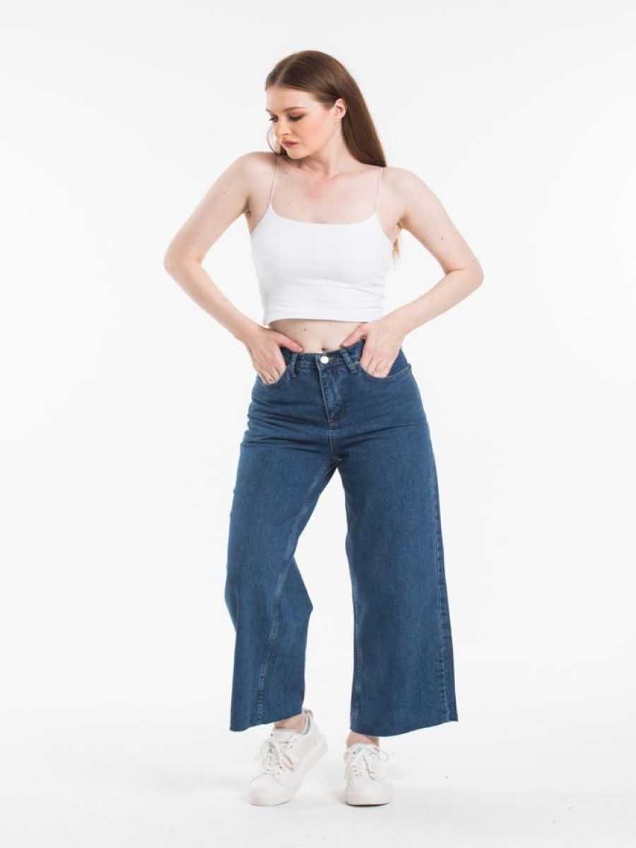 """ff63e0b6 991b 4739 84e1 fccdd54163e0 1 - Blue hill """"wide-leg  jeans"""""""