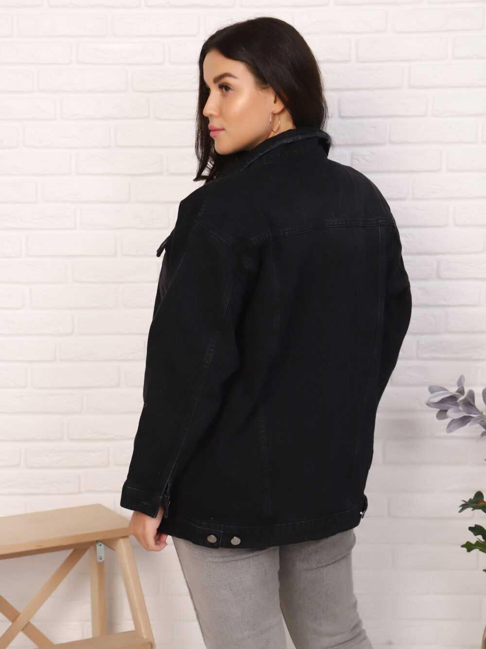 "IMG 5690 1000x1333 - Red Stop ""denim jacket"""
