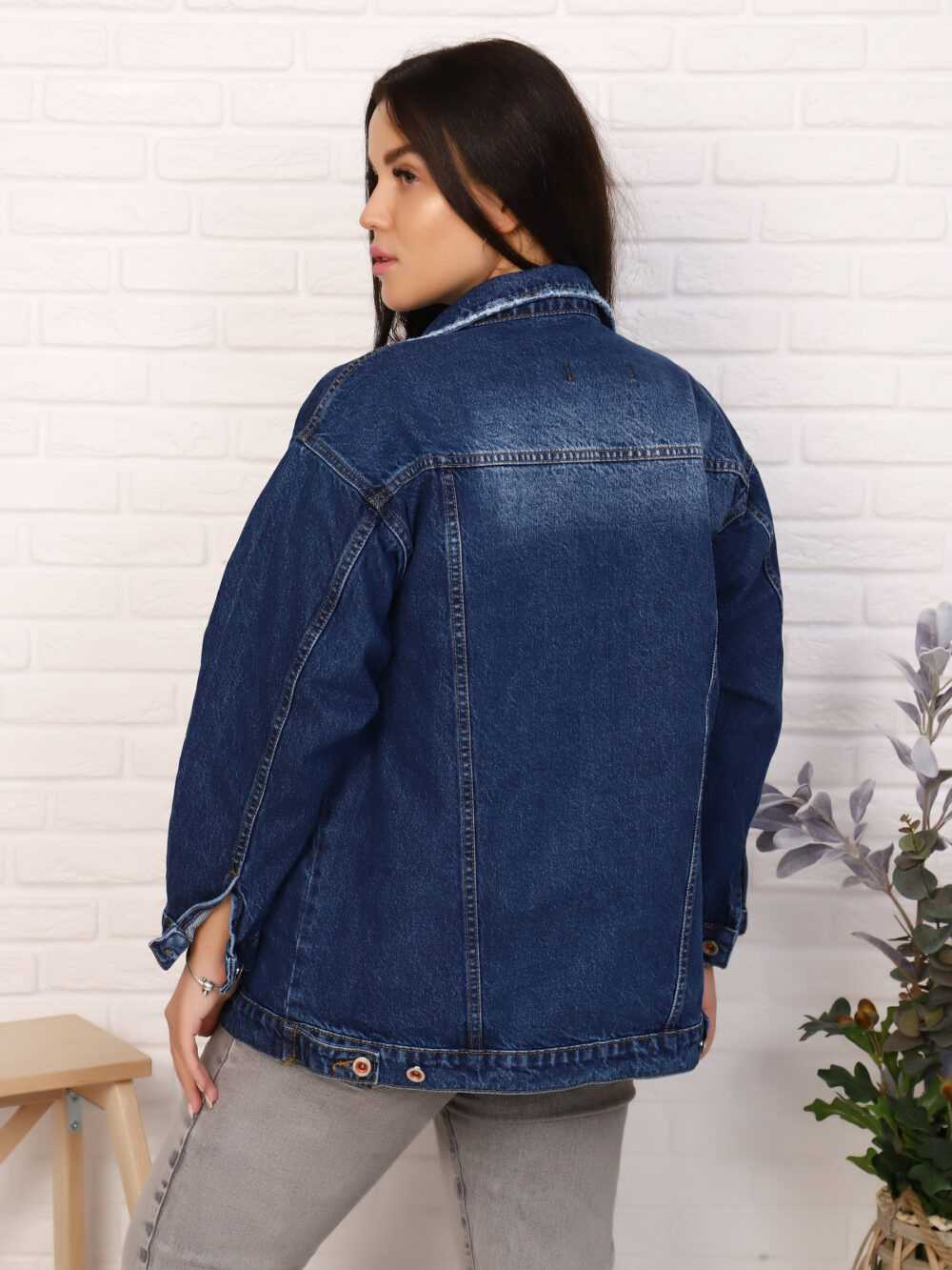 "IMG 5712 1000x1333 - Red Stop ""denim jacket"""