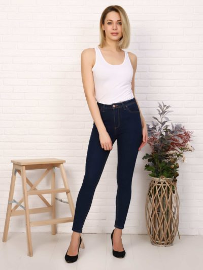 """IMG 5941 400x533 - Red Stop """"wide-leg  jeans"""""""